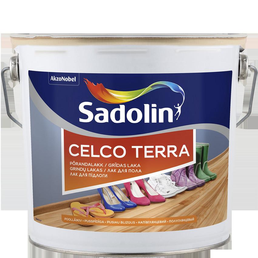 Celco Terra 2.5L semilucios